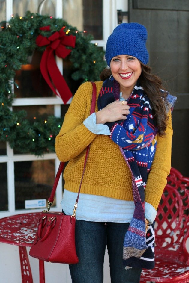 Bundled & Bold with Old Navy - Saltwater and Stilettos