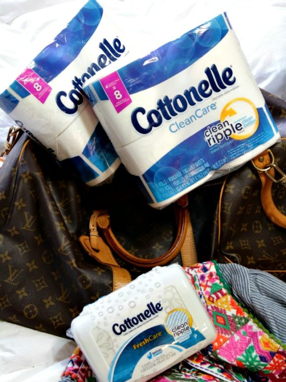 Clean & Confident with Cottonelle®