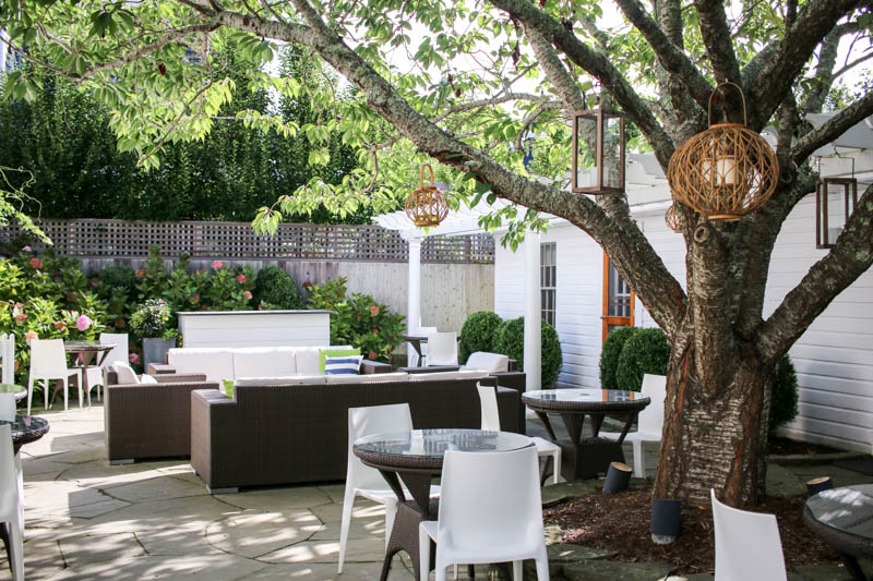 76 Main Outdoor Patio Space