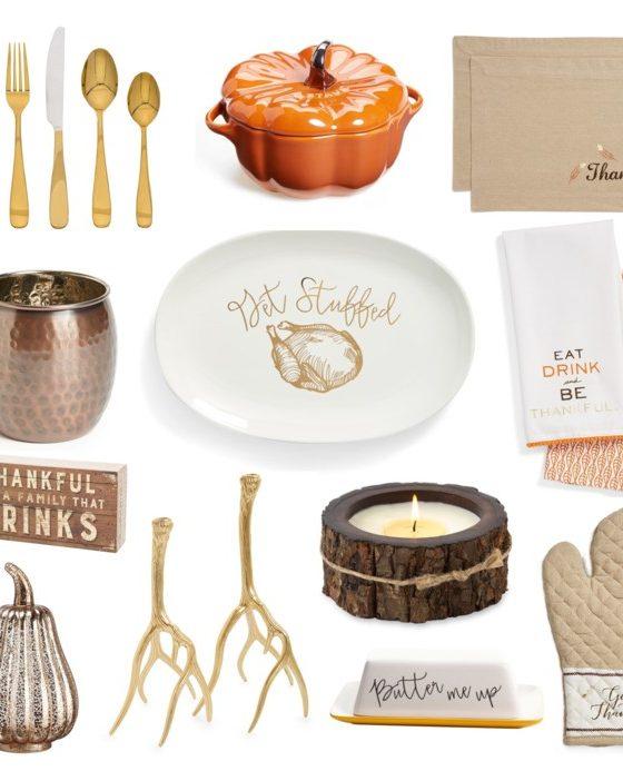Wednesday Wish List- Thanksgiving Under $85