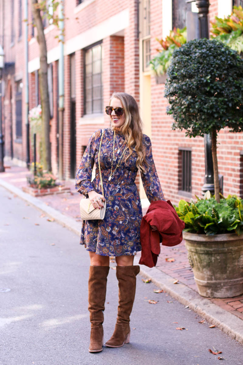 paisley-dress-moto-jacket-over-the-knee-boots-and-ysl-4-of-11