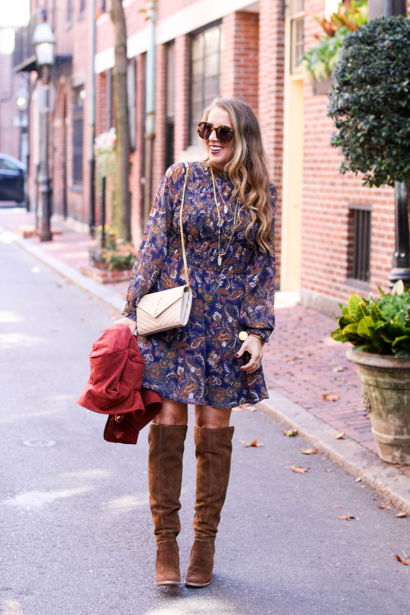 paisley-dress-moto-jacket-over-the-knee-boots-and-ysl-5-of-11