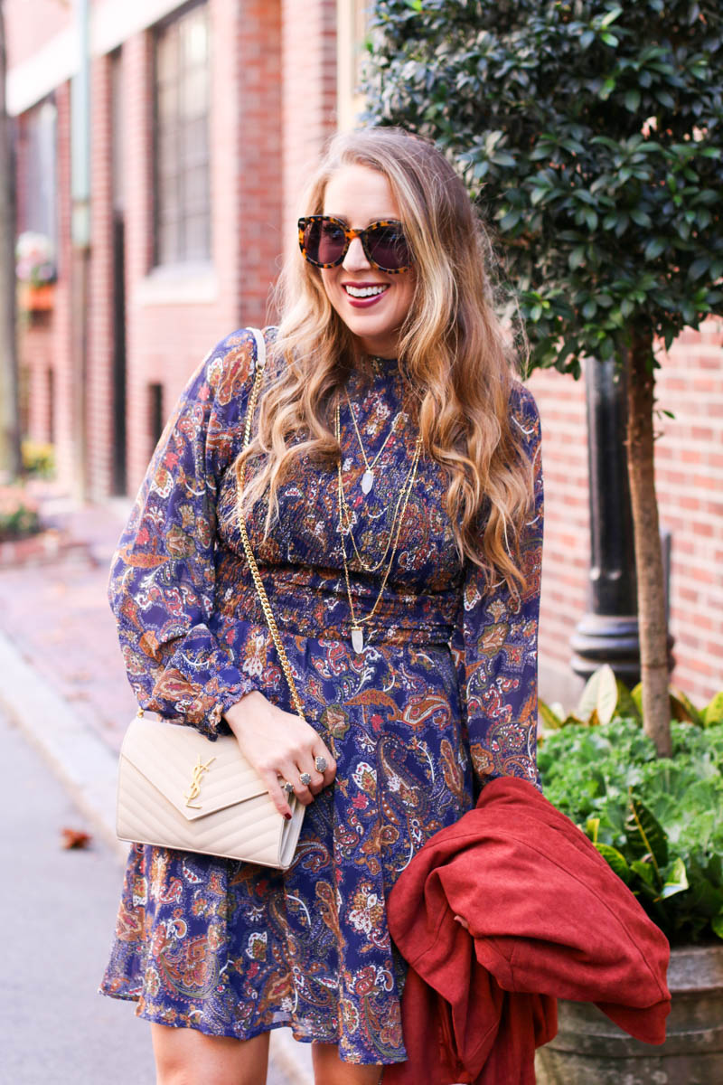 paisley-dress-moto-jacket-over-the-knee-boots-and-ysl-8-of-11