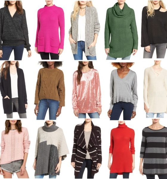 Cozy Knits Under $50 with Free Shipping