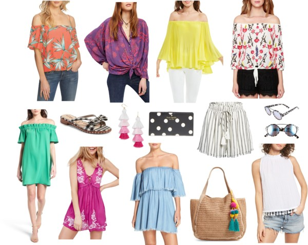 Summer Essentails Under $100 with Free Shipping
