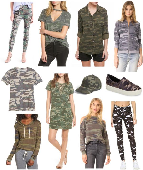 Camouflage Under $100