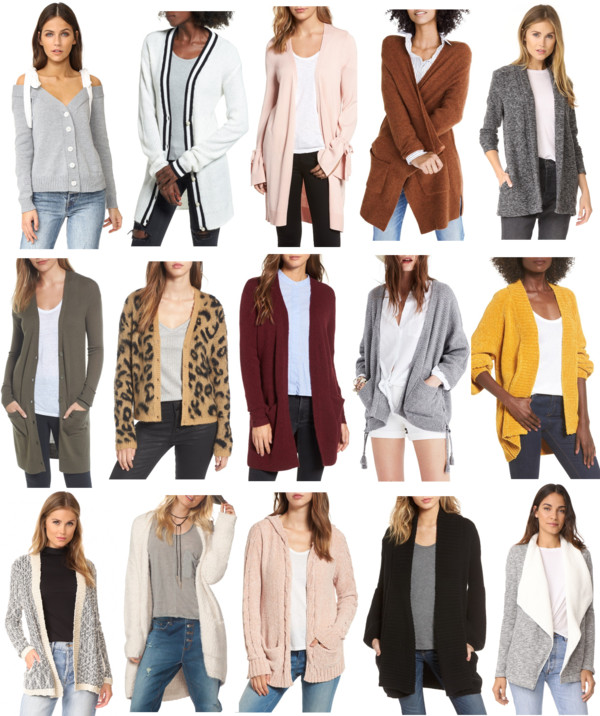 Cardigans Under $100 with free shipping