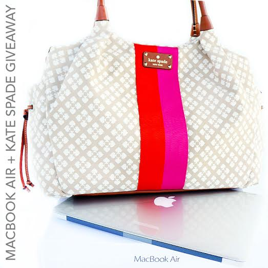 Macbook Air + Kate Spade Giveaway!