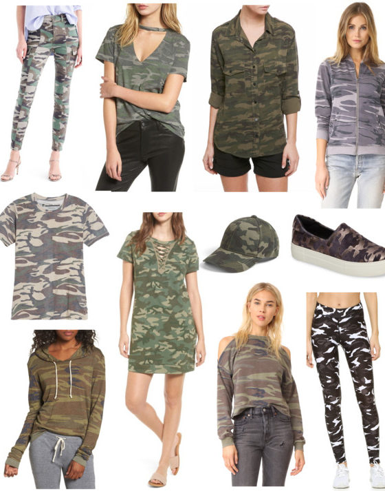 Camouflage Crush Under $100
