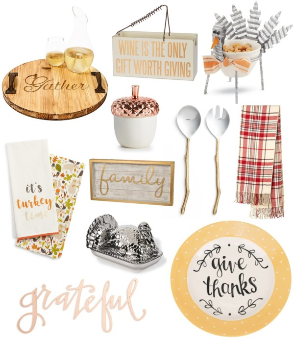 Thanksgiving Decor Under $100 with free shipping